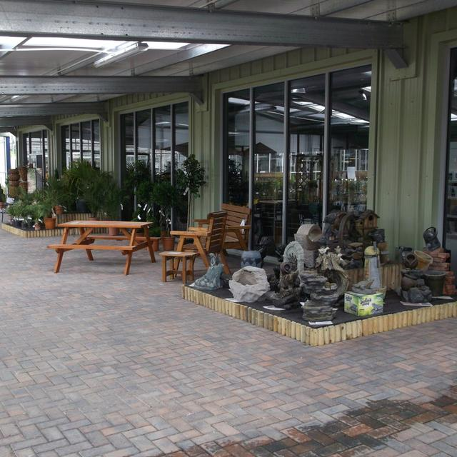 External Works at garden centre in Yorkshire
