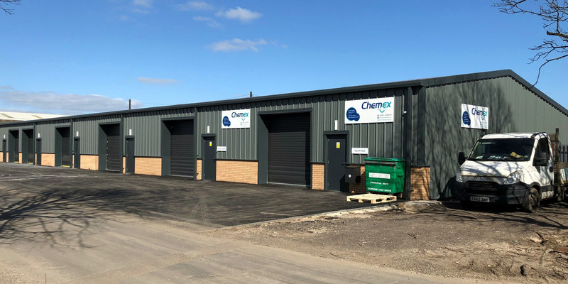 Industrial Units in Yorkshire 3